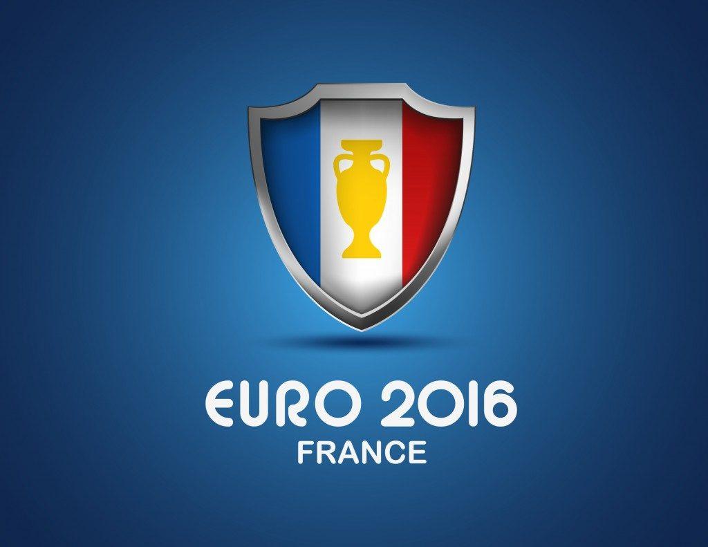 EM 2016 - Europamesterskabet i fodbold i Frankrig