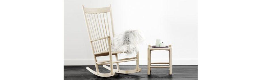 Klassiske gyngestole i dansk design