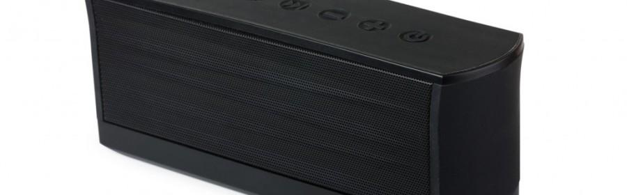 Trådløs højtaler med Bluetooth teknologi