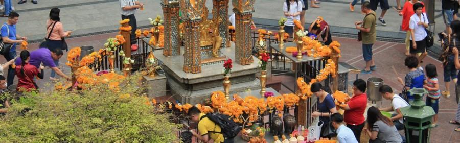 bangkok gamle del af byen