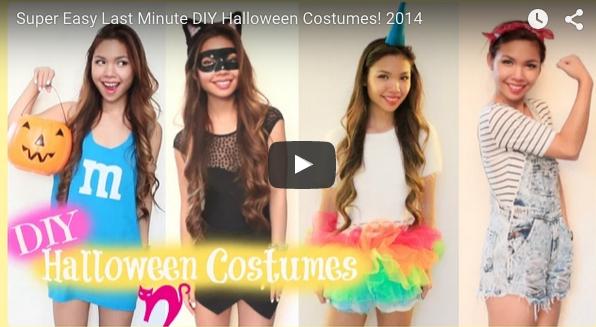 kostumer på youtube